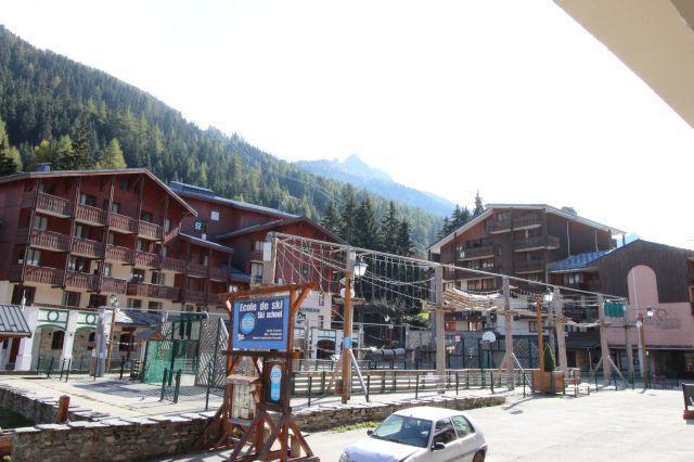 Location au ski Appartement 3 pièces 8 personnes (04) - Residence Grand Argentier - Valfréjus - Extérieur été