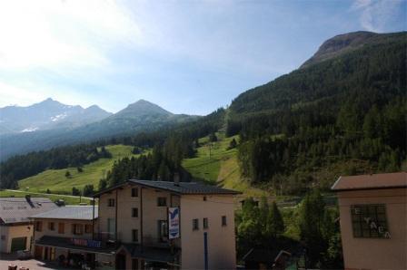 Location au ski Appartement 2 pièces 5 personnes (003) - Residence Jorcin Lanslebourg - Val Cenis - Extérieur été