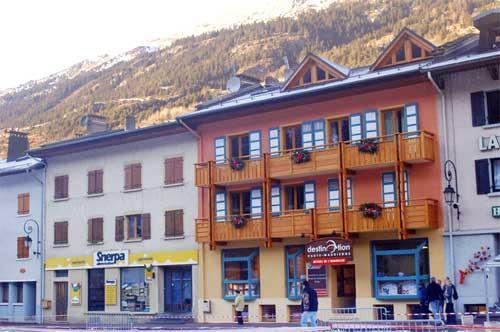 Location au ski Appartement 4 pièces mezzanine 10 personnes - Residence Jorcin Lanslebourg - Val Cenis - Extérieur été