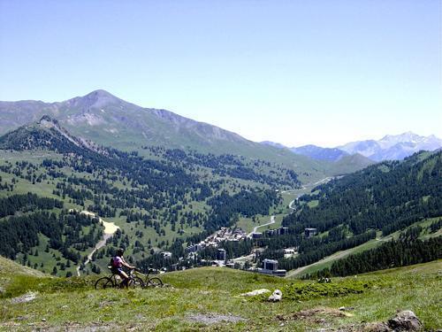 Location au ski Residence L'ecrin Des Neiges - Vars - Extérieur été