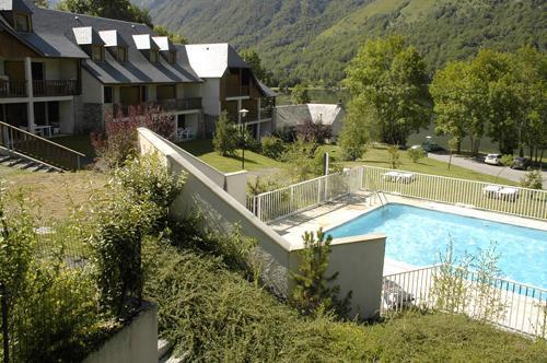 Location au ski Residence La Soulane - Peyragudes - Extérieur été