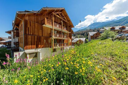 Rental Residence Le Bois Mean summer