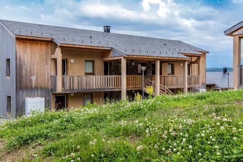 Location au ski Residence Le Clos Des Fontaneilles - Les Angles - Extérieur été