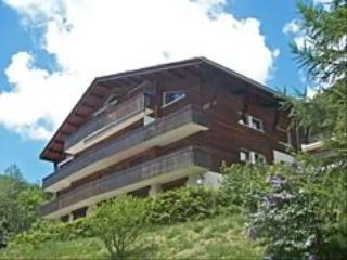 Location au ski Appartement 3 pièces 6 personnes (103) - Residence Le Cristal - Le Grand Bornand - Extérieur été