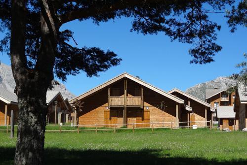 Rental Residence Le Hameau Du Puy summer