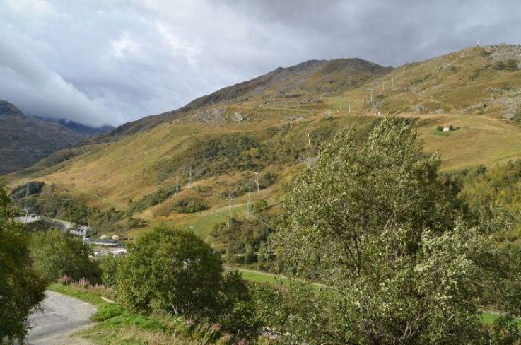 Location au ski Studio coin montagne 4 personnes (C115) - Residence Le Jettay - Les Menuires - Extérieur été