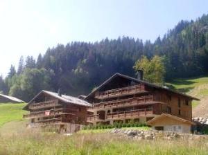 Location au ski Appartement 4 pièces 8 personnes (1) - Residence Le Montana - Arêches - Extérieur été