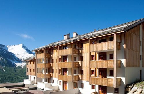 Location au ski Residence Le Pra Palier - Orcières 1850 - Extérieur été