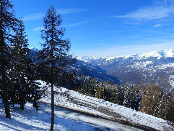 Location au ski Appartement 2 pièces 5 personnes (505) - Residence Le Ruitor - Les Arcs - Extérieur été