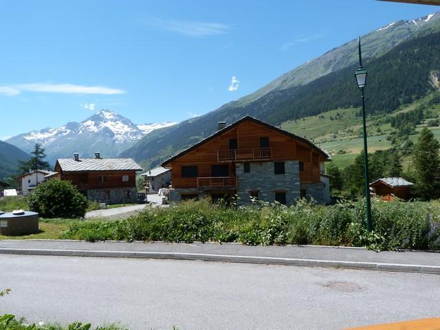 Location au ski Appartement 3 pièces 6 personnes (003) - Residence Les Alpages - Val Cenis - Extérieur été
