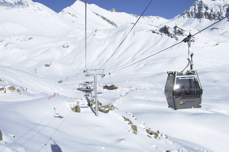 Location au ski Appartement 3 pièces 6 personnes (313) - Residence Les Balcons Du Soleil - Orcières 1850 - Extérieur été