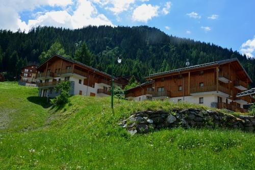 Residence Les Chalets De La Ramoure