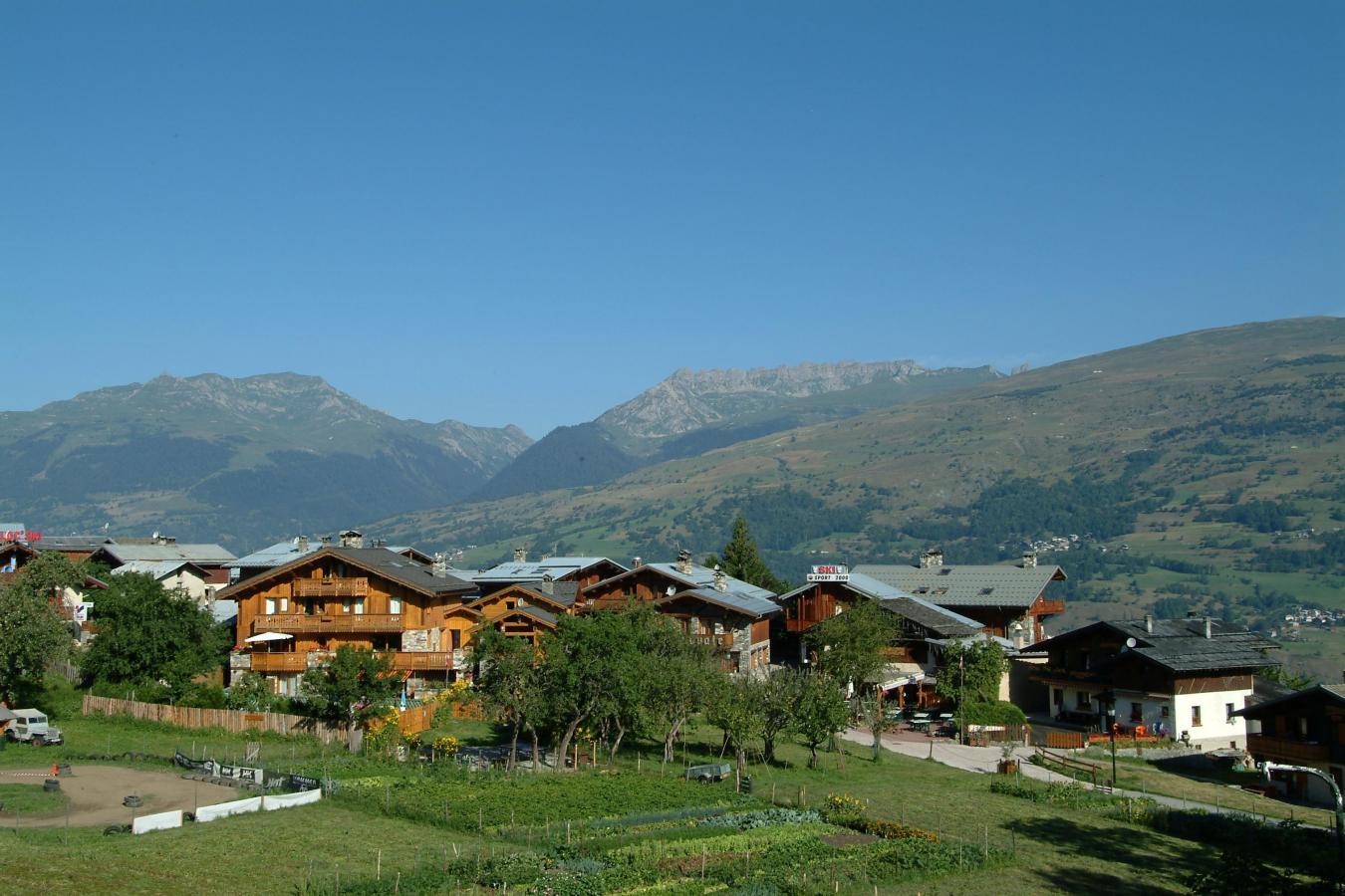 residence les chalets de wengen 224 partir de 356 location vacances montagne montchavin la plagne
