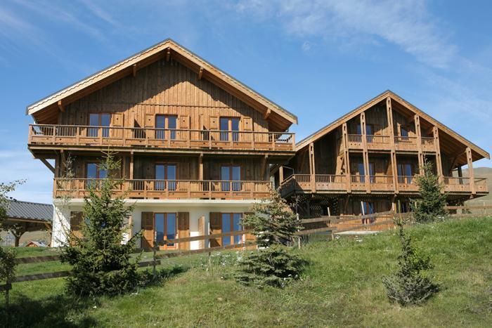 appartement duplex 5 pi 232 ces 9 personnes 224 la toussuire alpes du nord residence les chalets des