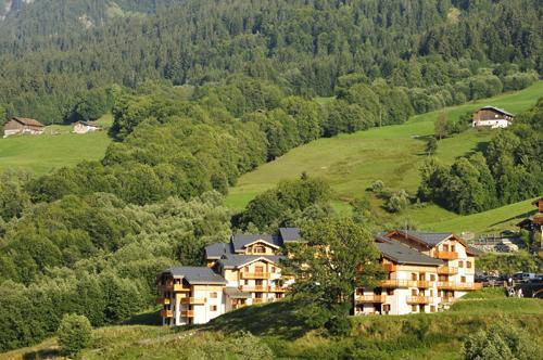 Location Residence Les Chalets Des Evettes été