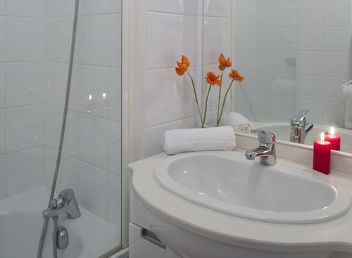 Vacances en montagne Residence Les Chalets Des Evettes - Flumet - Salle de bains