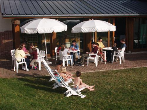 Location au ski Residence Les Clarines - Les Rousses - Extérieur été