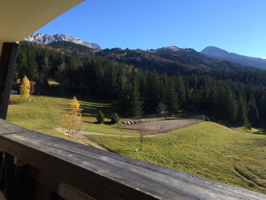 Location au ski Appartement duplex 3 pièces 6 personnes (303T12) - Residence Les Glovettes - Villard de Lans - Extérieur été