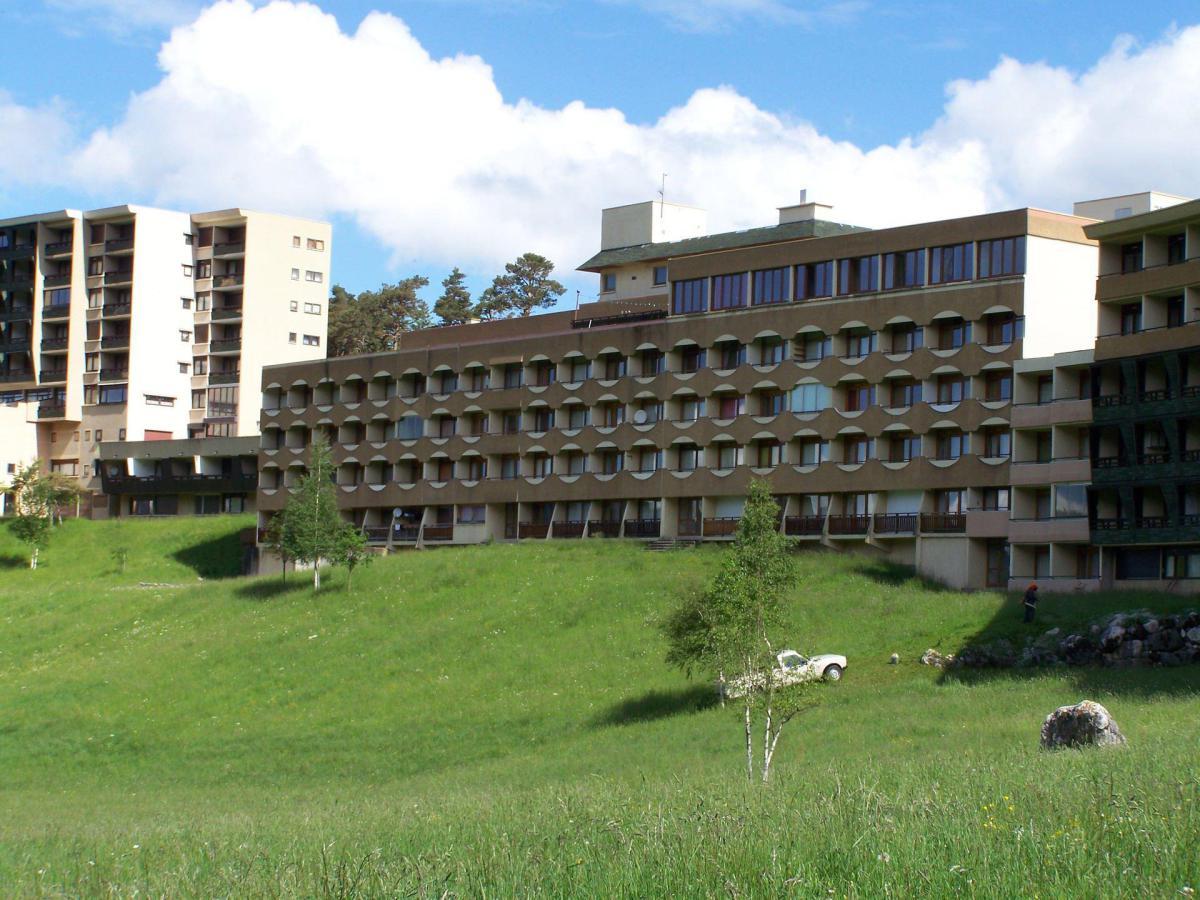 Location au ski Studio cabine 4 personnes (855T19) - Residence Les Glovettes - Villard de Lans - Extérieur été