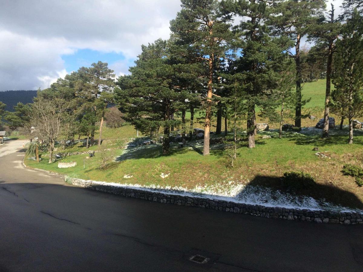 Location au ski Studio 2 personnes (535T1) - Residence Les Glovettes - Villard de Lans - Extérieur été