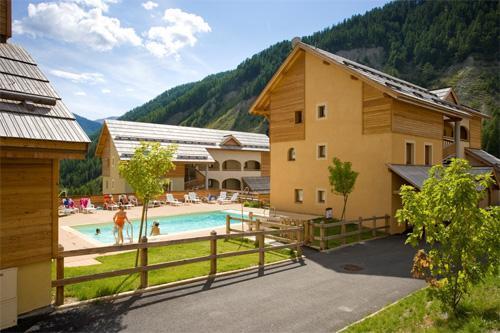 Residence Les Granges D'arvieux