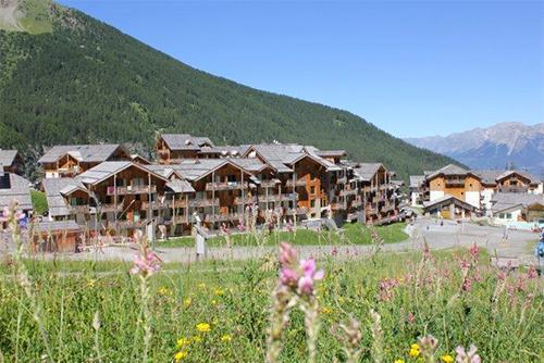 Luge En Bois Le Bon Coin : Vacances en montagne Residence Les Hauts De Preclaux – Les Orres
