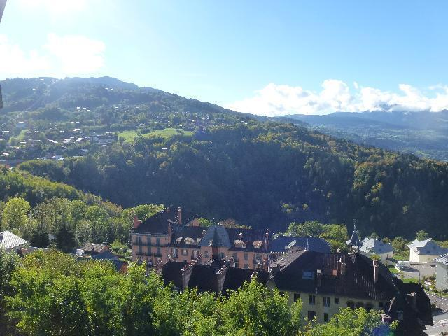 Location au ski Appartement 3 pièces mezzanine 6 personnes (83) - Residence Les Hauts De Saint Gervais - Saint Gervais - Extérieur été