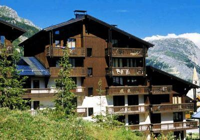 Location au ski Residence Les Hauts Du Rogoney - Val d'Isère - Extérieur été