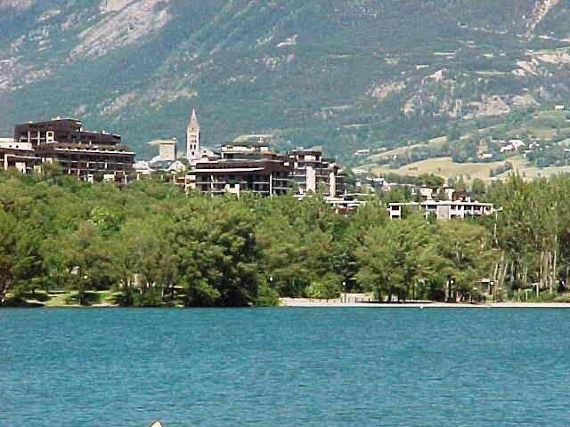 Location au ski Appartement 2 pièces 4 personnes (621) - Residence Les Pommiers - Les Orres - Extérieur été