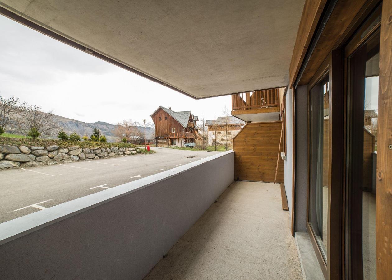 Location au ski Residence Les Terrasses De La Toussuire - Les Bottières - Extérieur été
