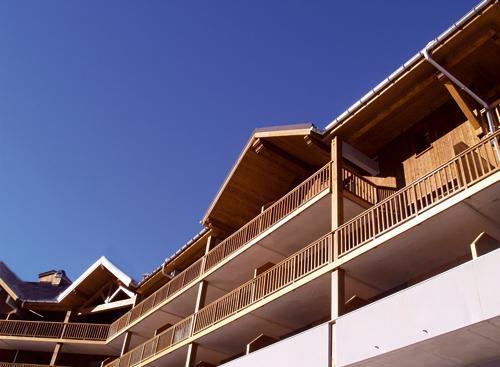 Residence Les Terrasses De La Toussuire