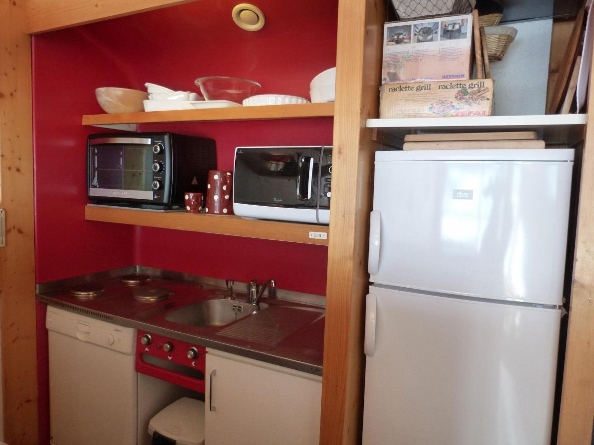 Location au ski Appartement 4 pièces 10 personnes (311) - Residence Les Tournavelles - Les Arcs - Extérieur été