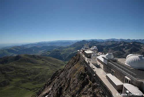 Location au ski Residence Pic Du Midi - Barèges/La Mongie - Extérieur été