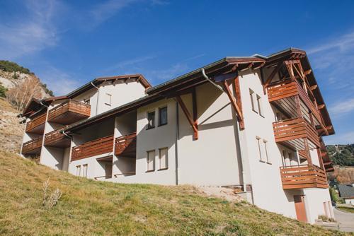 Location au ski Residence Plein Soleil - La Norma - Extérieur été