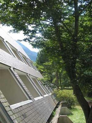 Location au ski Residence Royal Milan - Saint Lary Soulan - Extérieur été