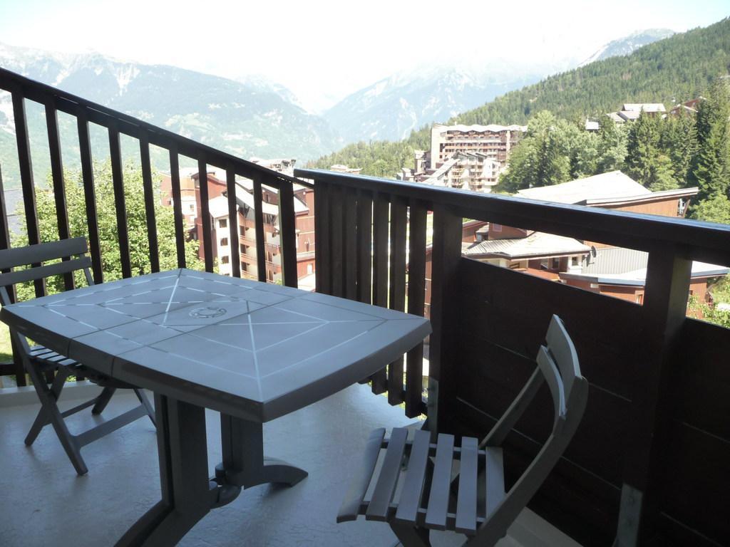 Location au ski Appartement 2 pièces 5 personnes (15) - Residence Saboia - La Tania - Extérieur été