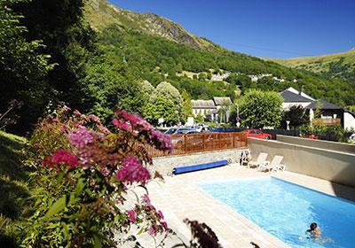 Location au ski Residence Soleil D'aure - Saint Lary Soulan - Extérieur été