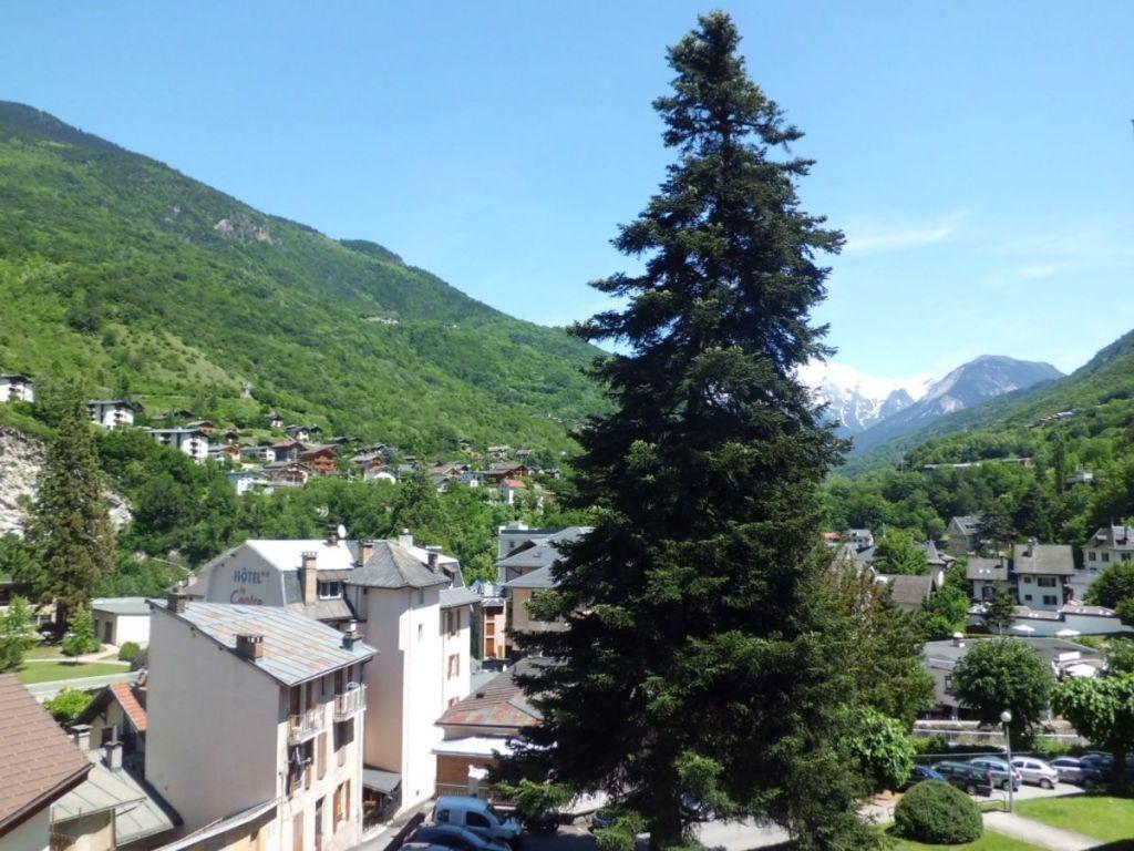Location au ski Studio 2 personnes (33) - Residence Villa Louise - Brides Les Bains - Extérieur été