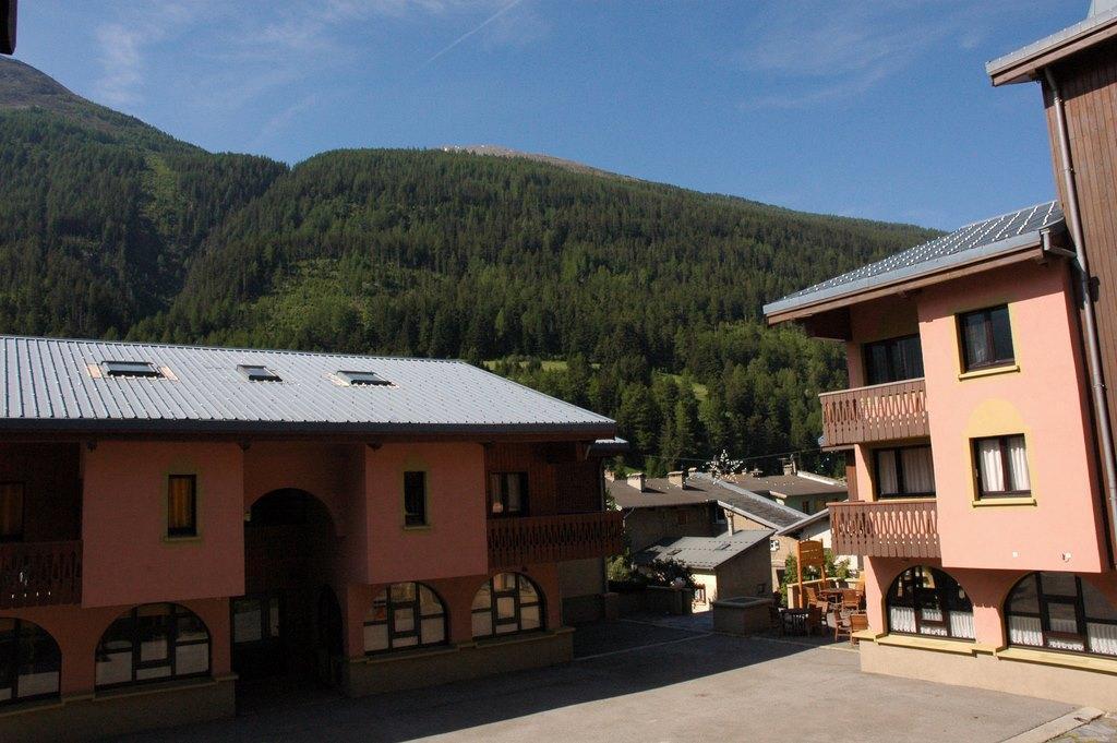 Location au ski Appartement 3 pièces 7 personnes (14) - Residences Du Quartier Napoleon - Val Cenis - Extérieur été