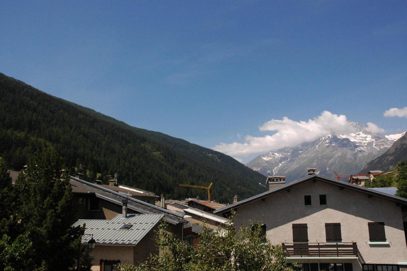 Location au ski Appartement 3 pièces 7 personnes (AR11) - Residences Du Quartier Napoleon - Val Cenis - Extérieur été