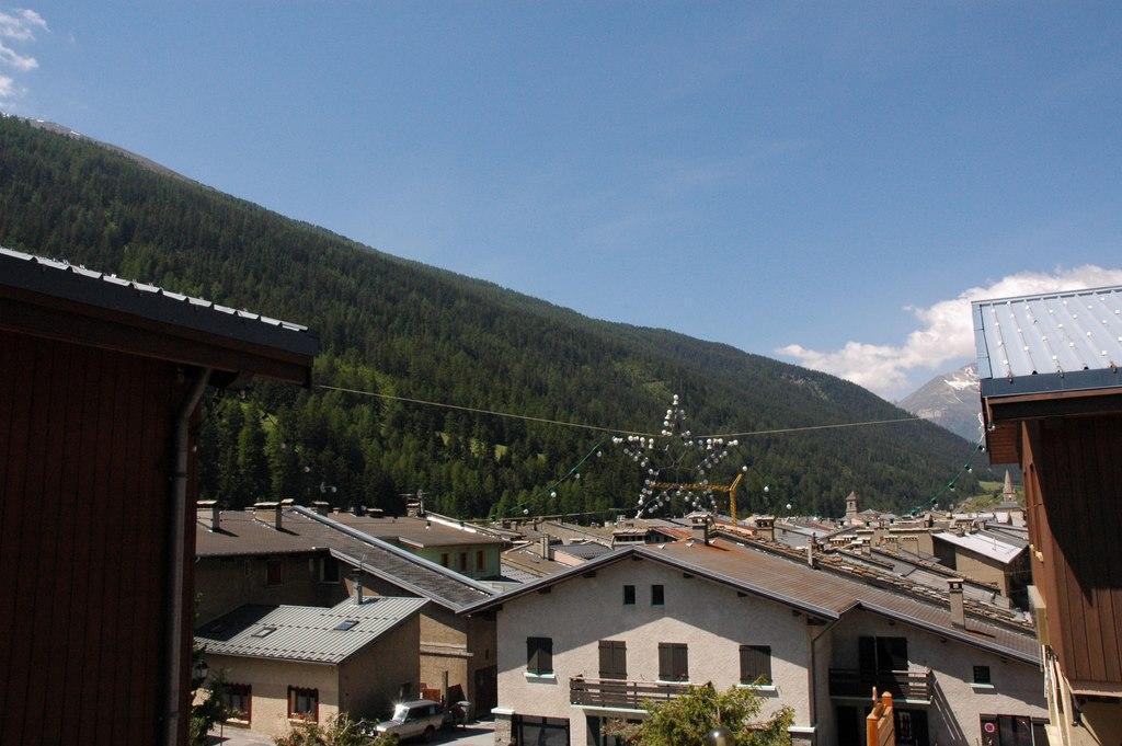 Location au ski Appartement 3 pièces mezzanine 7 personnes (022) - Residences Du Quartier Napoleon - Val Cenis - Extérieur été