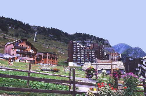 Residences Les Alpages Et Cedrat