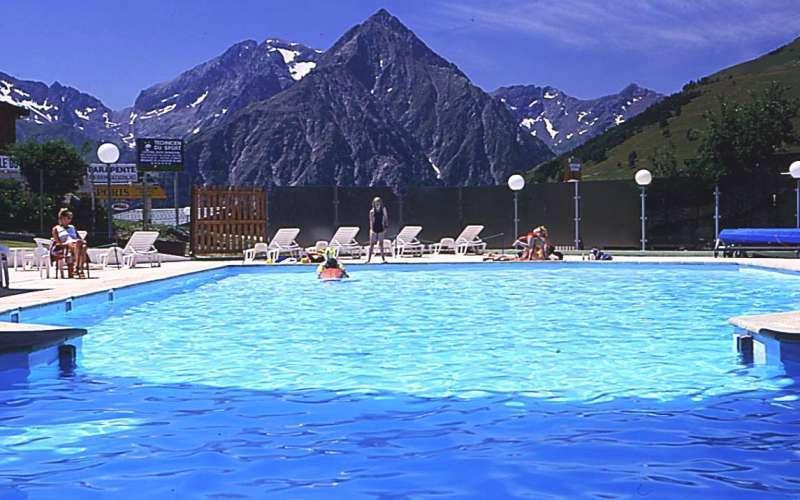 Location au ski Residences Les Deux Alpes 1800 - Les 2 Alpes - Extérieur été