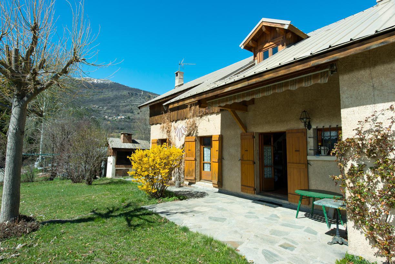 Villa individuelle hameau de pont de cervieres serre for Villa individuelle