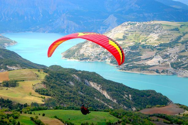Location au ski Vvf Villages La Pause - Saint-Léger-les-Mélèzes - Extérieur été