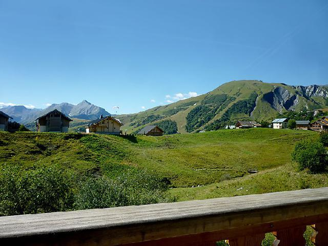 Holiday in mountain resort 1.2.3 Soleil - La Toussuire - Accommodation