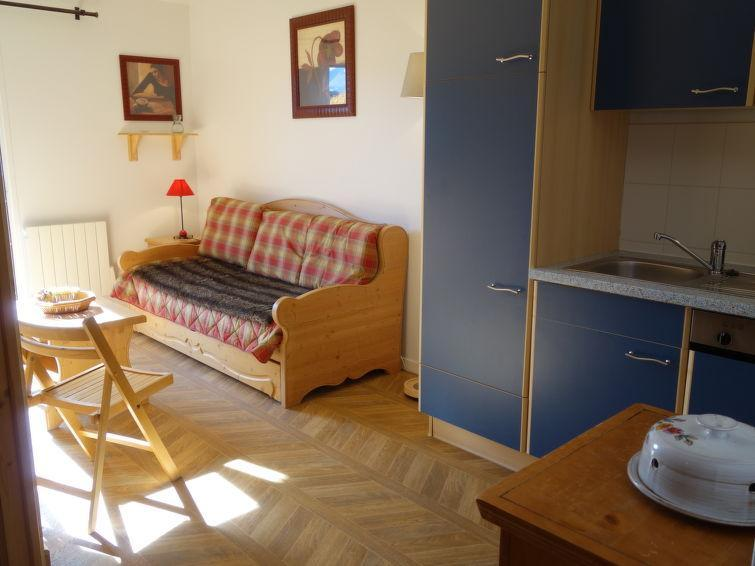 Holiday in mountain resort 2 room apartment 4 people (2) - 1.2.3 Soleil - La Toussuire - Accommodation