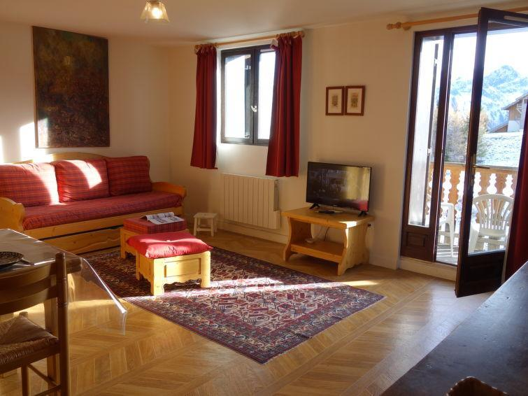 Holiday in mountain resort 2 room apartment 4 people (8) - 1.2.3 Soleil - La Toussuire - Accommodation