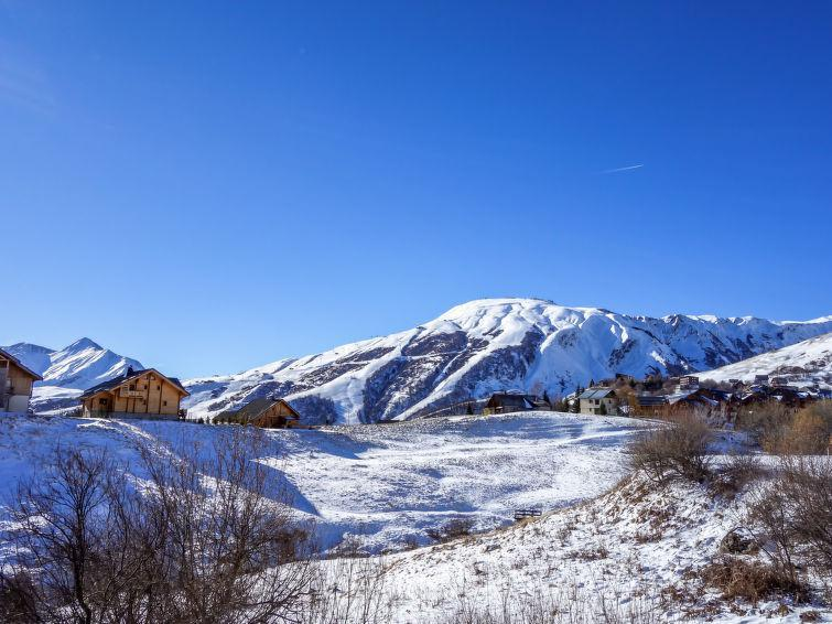 Holiday in mountain resort 3 room apartment 6 people (4) - 1.2.3 Soleil - La Toussuire - Accommodation