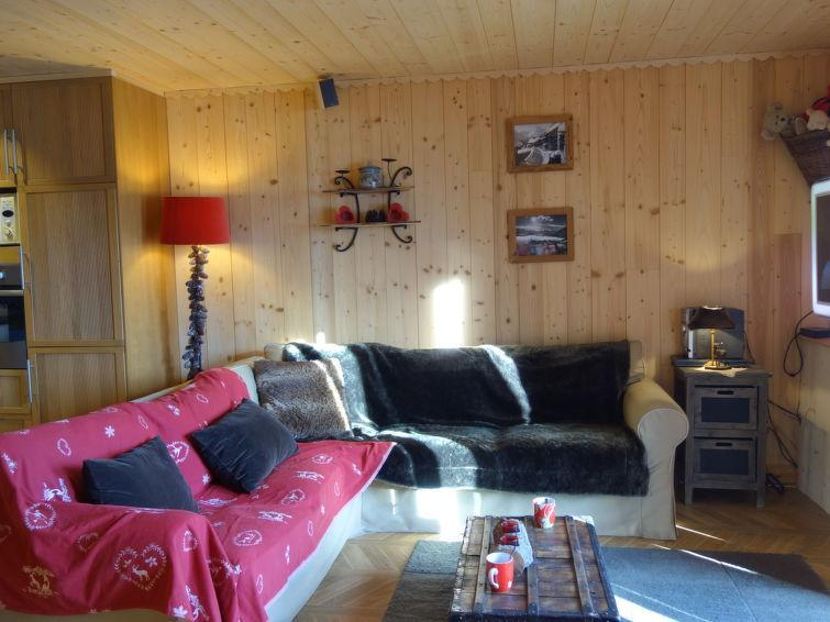 Holiday in mountain resort 3 room apartment 6 people (7) - 1.2.3 Soleil - La Toussuire - Accommodation